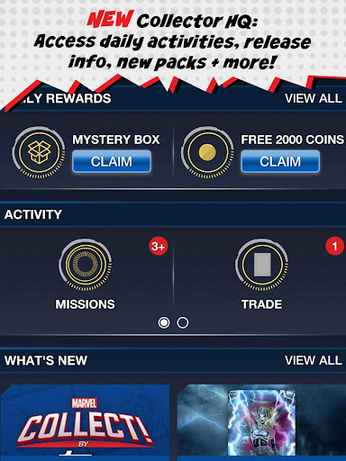 MARVEL Collect! by Topps® - screenshot