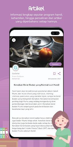 Teman Bumil 2.0.2 Screenshots 4