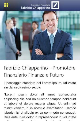 Fabrizio Chiapparino