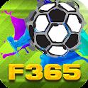 F365 - Dự đoán bóng đá online icon