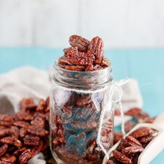 Candied Nuts Maple Syrup Recipes