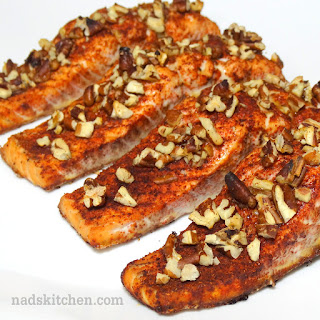 Paprika Salmon Recipes