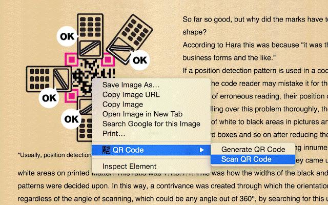 QR Code (Generator and Reader)
