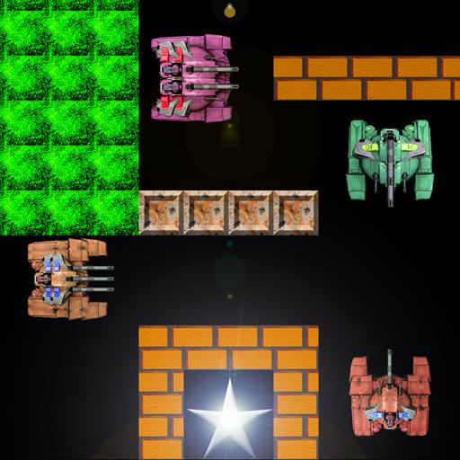 Super Tank Battle - CityArmy (game)