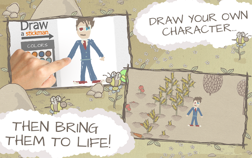 Draw a Stickman: EPIC Free 1.4.3.104 screenshots 2