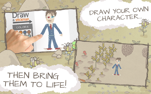 Game Draw a Stickman: EPIC Free APK for Windows Phone