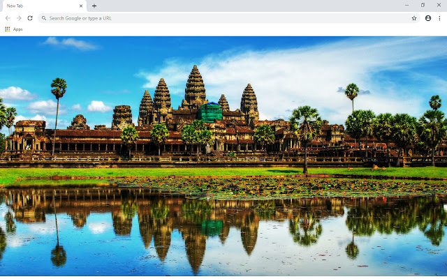 Chiang Mai New Tab & Wallpapers Collection