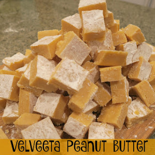 Velveeta Peanut Butter Fudge