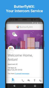 ButterflyMX - náhled