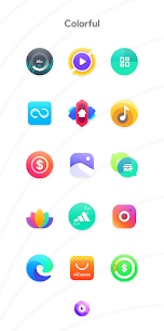 Nebula Icon Pack for Android 4
