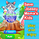 Download Joessy Mom- save Kids from Bubbles For PC Windows and Mac