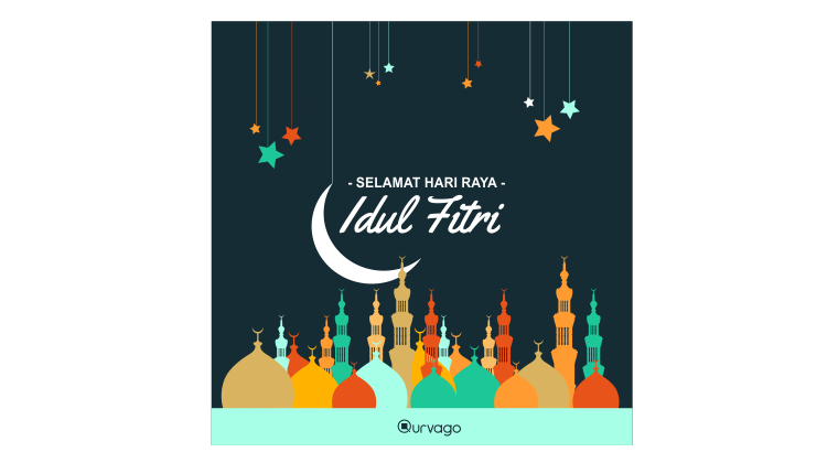 Template Ucapan Selamat Hari Raya Idul Fitri Kumpulan Ilmu Dan
