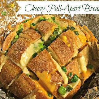 Cheesy Pull Apart Bread.