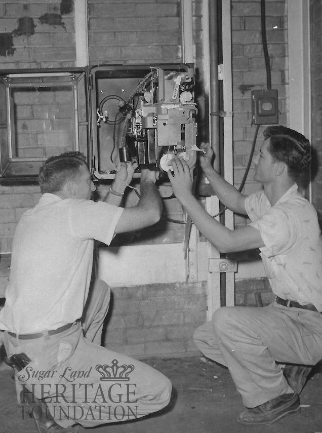Old Machine Shop.