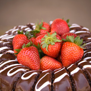 Chocolate Fig Cake.