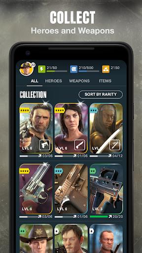 The Walking Dead: Our World screenshot 1