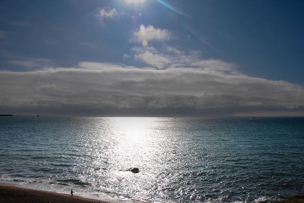 Clouds on the sea di volodirondine