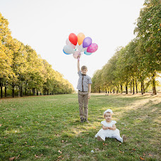 Wedding photographer Natalya Zhimaeva (sineglazcka). Photo of 06.11.2015