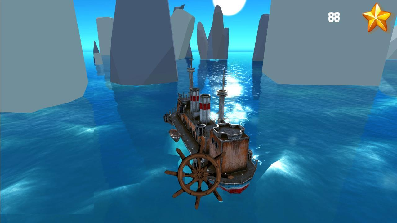 life boat ocean heart- screenshot