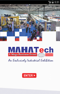 Mahatech Industrial Exhibition- screenshot thumbnail
