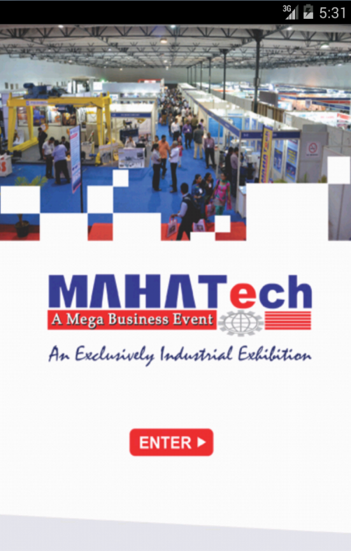 Mahatech Industrial Exhibition- screenshot