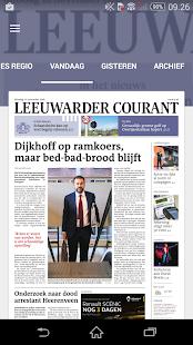 LC Krant - náhled