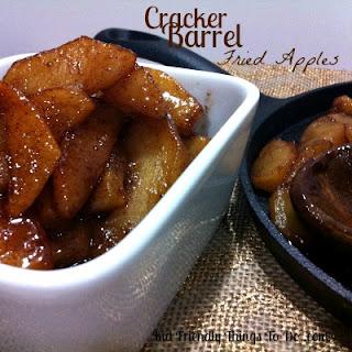 Copy Cat Cracker Barrel Fried Apples
