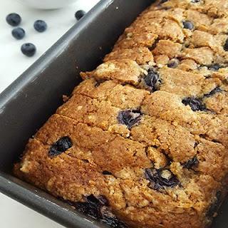 Blueberry Breakfast Bread Recipe