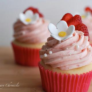 Strawberry Shortcake Cupcakes