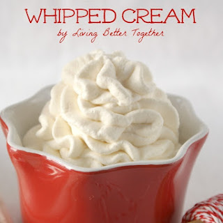 Cream Cheese Whipped Cream.