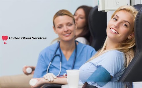 United Blood Services- screenshot thumbnail