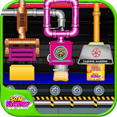 Soap factory - Crazy Soap Making Game