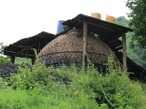Photo: Day 83 - Old Kiln Outside a House