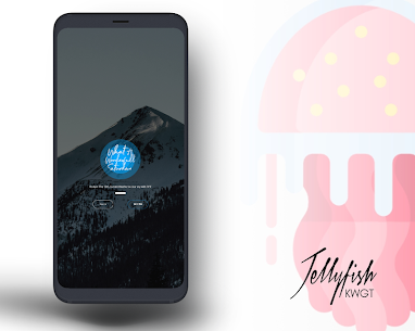 Jellyfish KWGT 3.5 Paid Patched Latest APK Free Download 4