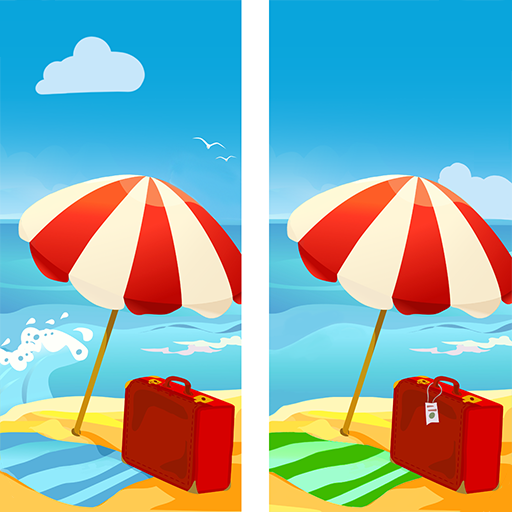 TapTap Differences - Observation Photo Hunt