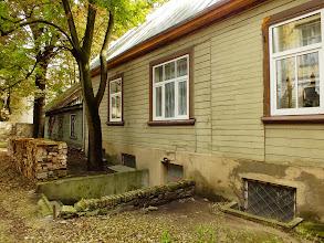 Photo: 1862m.  Nikolajaus Rericho senelis Fridrichas Rerichas persikėlė gyventi į Rygą. Čia Stabu (liet. Stulpų) gatvėje  kažkurį laiką viename iš šių dviejų namų gyveno Fridrichas Rerichas.