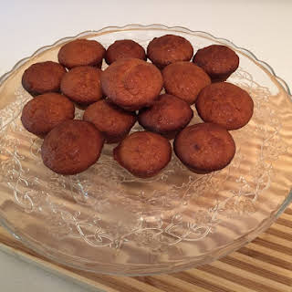 Quinoa Flour Banana Muffins.