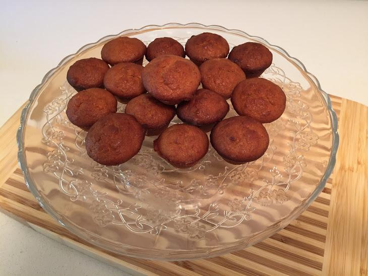 Quinoa Flour Banana Muffins Recipe