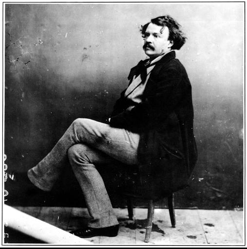 Autoportrait de Nadar, Nadar Félix (dit), Tournachon Gaspard Félix (1820-1910), Paris, Bibliothèque nationale de France (BnF)
