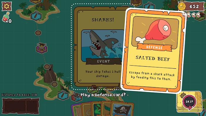 Thirty Days & Seven Seas- screenshot