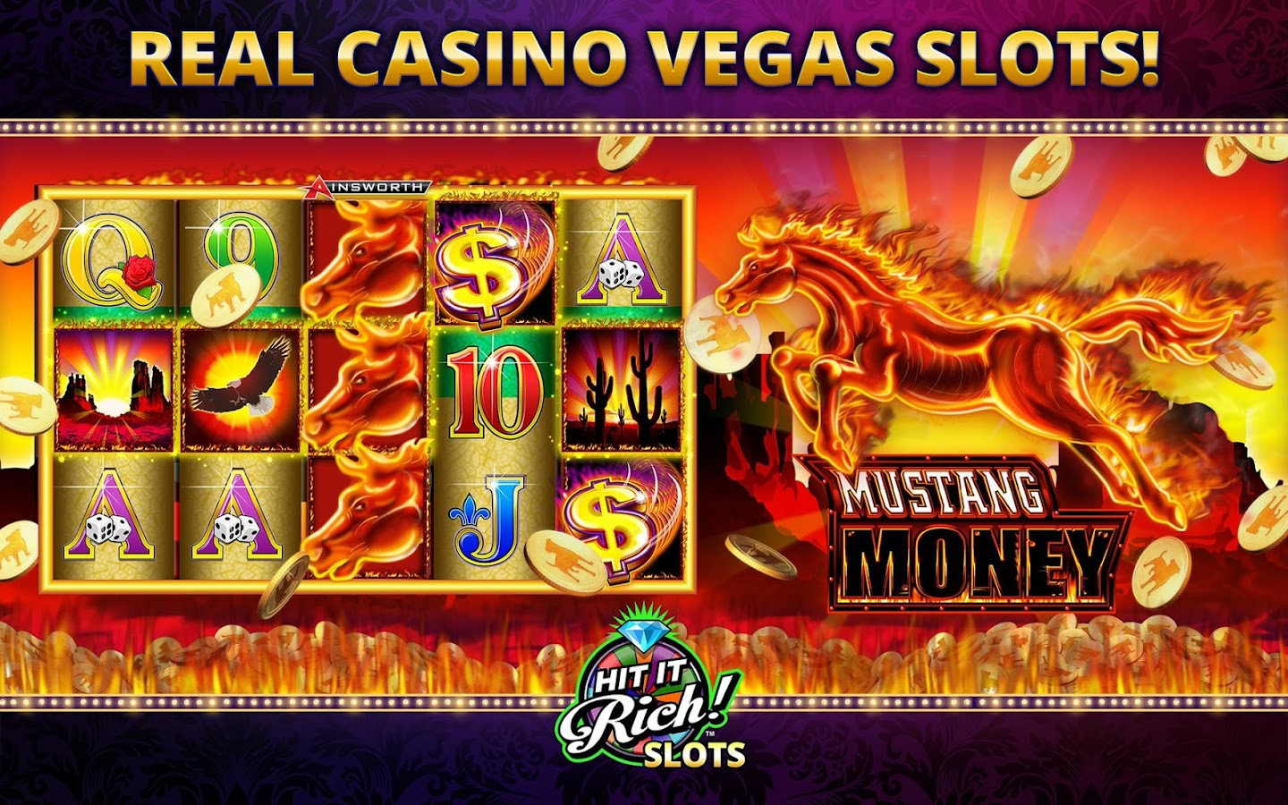 Hit It Rich Casino Slots Hack Download
