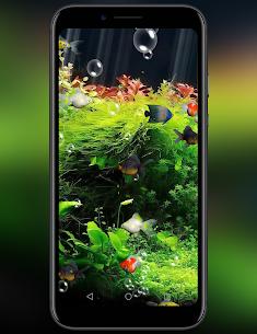 Aquarium 3D Live Wallpaper Apk 1