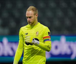 """Arnaud Bodart kroont zich met twee penaltysaves tot man van de match bij Standard: """"Zou die tweede niet gefloten hebben"""""""