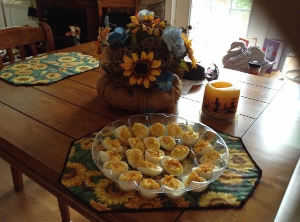My Family's Favorite Deviled Eggs Recipe