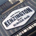 Logo for Kenzington Burger Bar - Barrie