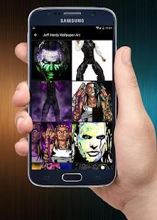 Jeff Hardy Wallpaper WWE - náhled
