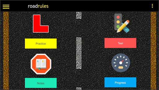 Provisional Licence - Zimbabwe Highway Code Tests  screenshots 13