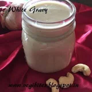 Homemade Basic White Gravy.