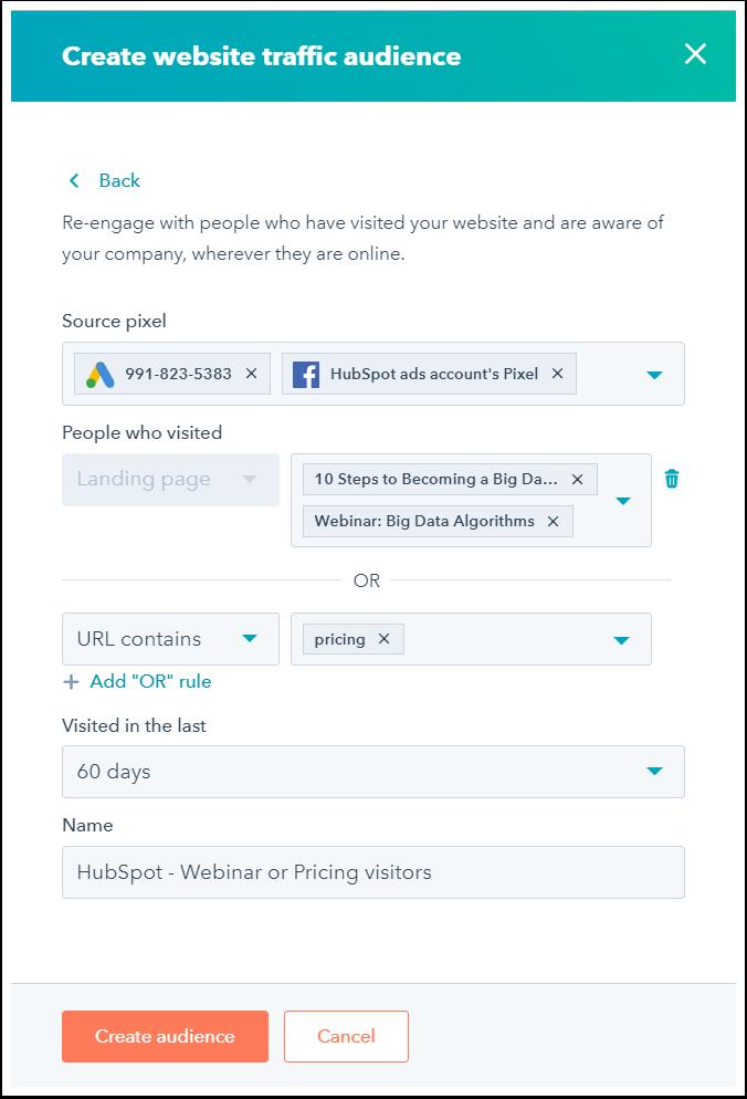 The Kingdom - HubSpot Audience Tool