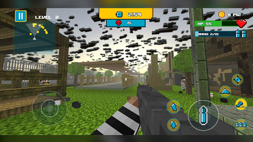 Cops Vs Robbers: Jailbreak apktram screenshots 7